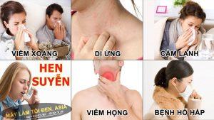 Tỏi đen giúp giảm dị ứng và các bệnh hô hấp.