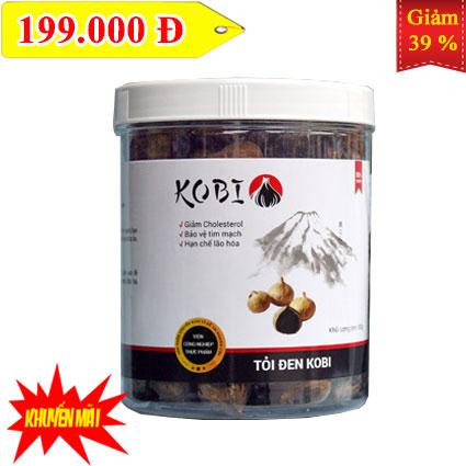 Kobi 350g KM 199 - Tỏi đen KOBI SẠCH (350 gram)