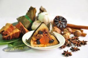 bánh nhân tỏi đen asia web 300x199 - Các món ăn từ tỏi đen của người Nhật Bản.