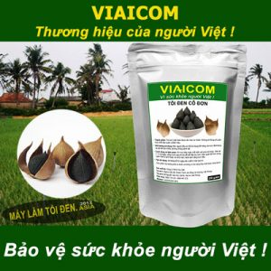 bảo vệ sức khỏe người việt 1 300x300 - Tỏi đen cô đơn xuất khẩu VIAICOM - Túi 250gram