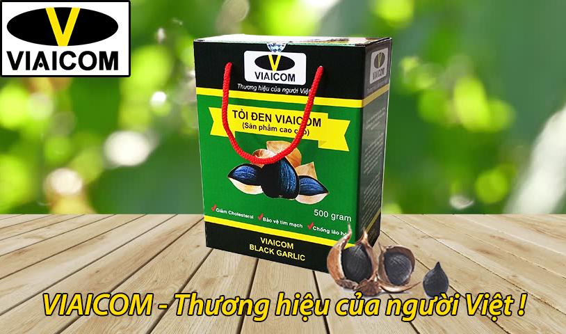 giá của tỏi đen viaicom