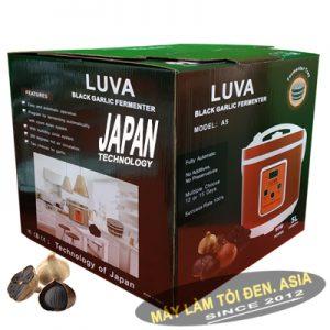 box có logo asia và củ tỏi 300x300 - Nồi Làm Tỏi Đen LUVA A5 CN Nhật Bản (Mới - Cao Cấp)