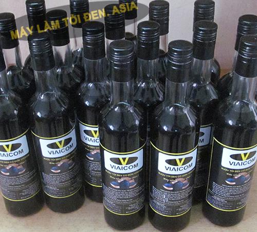 Cách ngâm rượu tỏi đen