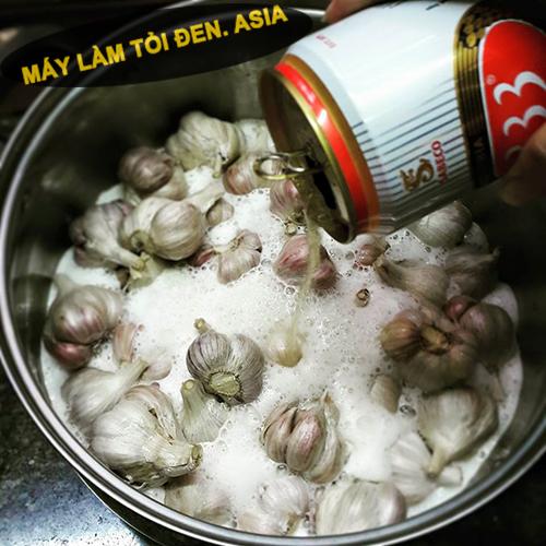 cach lam toi den bang noi com dien - Cách làm tỏi đen bằng nồi áp suất đơn giản tại nhà
