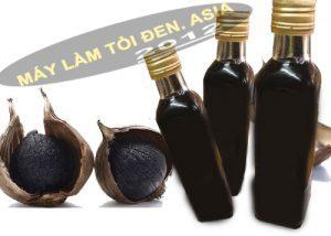 Rượu tỏi đen tốt cho sức khoẻ