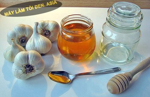 công dụng của mật ong ngâm tỏi