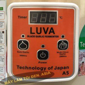 mặt đồng hồ 300x300 - Nồi Làm Tỏi Đen LUVA A5 CN Nhật Bản (Mới - Cao Cấp)