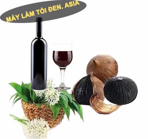 Tác dụng của rượu tỏi