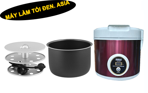 Máy ủ tỏi đen SUNCA SF-G100 phiên bản màu tím
