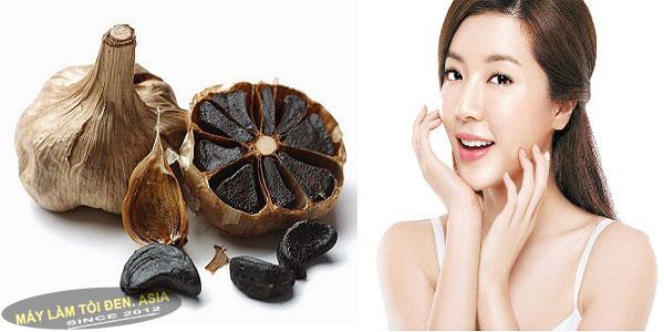tỏi đen làm đẹp da asia - Làm đẹp tự nhiên nhờ tỏi đen – Bạn đã biết chưa?