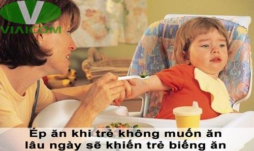 p trẻ ăn - Trẻ biếng ăn - Nguyên nhân và cách khắc phục