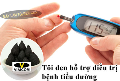 iều trị tiểu đường 1 - công dụng của tỏi đen có tác dụng với sức khỏe thật là kỳ diệu.