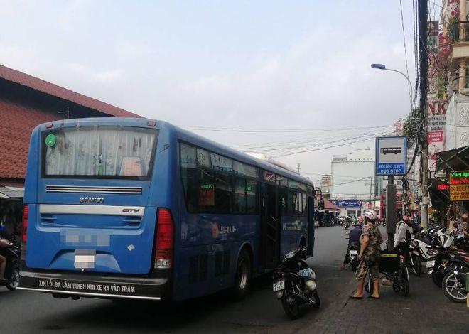 1 12 - Bức xúc nữ tiếp viên xe buýt tỏ 'thái độ' khi người khuyết tật lên xe