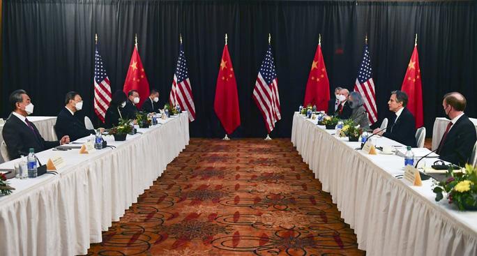 """1 16161323934421241089472 - Đàm phán Mỹ - Trung Quốc: Chỉ trích nhau """"nói lố thời gian"""""""