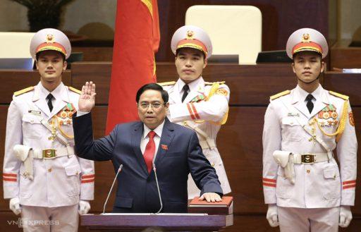 1 9 e1617760408555 - Thủ tướng Phạm Minh Chính: 'Phát triển hạ tầng chiến lược có trọng tâm'
