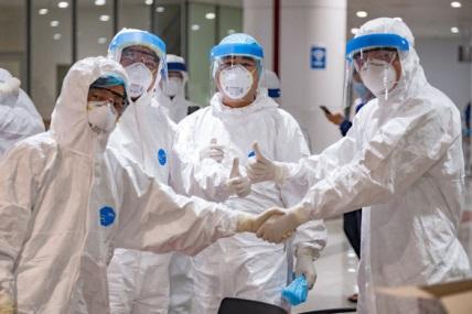 4 5 1 - Dịch COVID-19 sáng 4-5: Thế giới hơn 3,5 triệu ca nhiễm