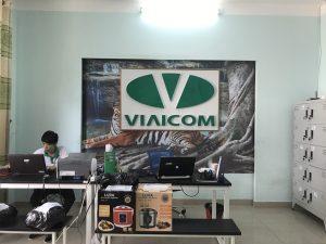 VIAICOM-Tuyển dụng