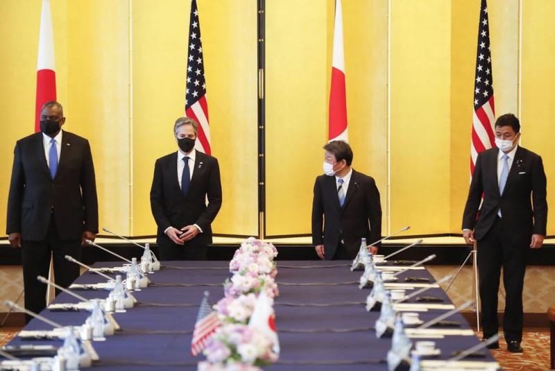 56faa8b13be6b7a2331bf1f09d10a59b zhxl - Mỹ, Nhật cảnh báo 'hành vi gây bất ổn' của Trung Quốc