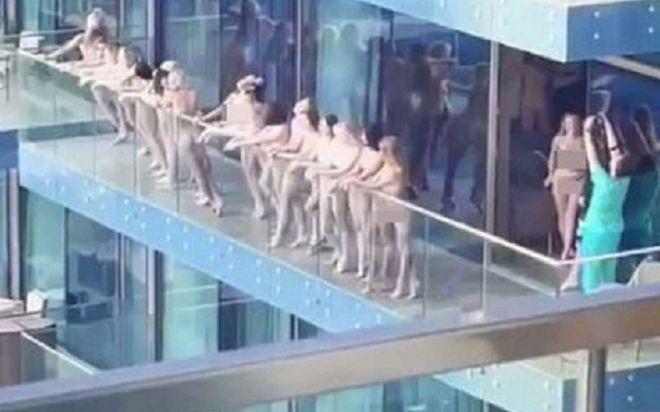 8 1 - Nhóm 'hot girl khỏa thân' sẽ bị trục xuất khỏi UAE