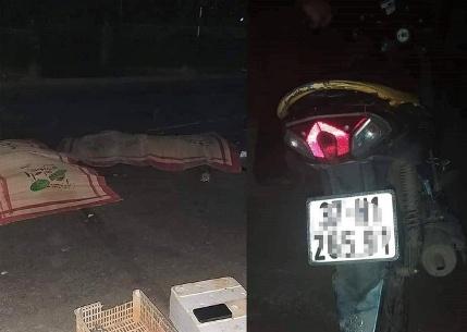 80 - Ôtô tải cán 2 người tử vong