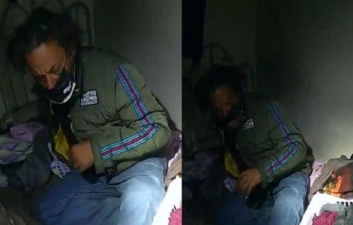 9 1 e1617846642802 - Vào phòng ngủ thì thấy cảnh hãi hùng trên giường, cô gái trẻ tái mét mặt, vội báo cảnh sát