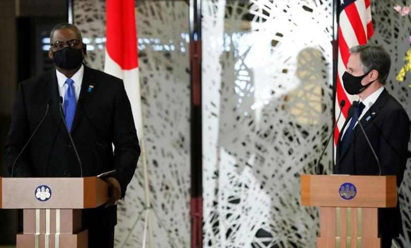 9a5e736ce80be66c5d770019bb26dfbb eamv - Mỹ, Nhật cảnh báo 'hành vi gây bất ổn' của Trung Quốc