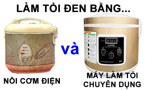 BIA 1 - Cách làm tỏi đen bằng máy và nồi cơm điện của người Nhật như nào?
