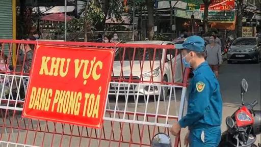 Dich Benh Binh Duong 01 - Phát hiện thêm 1 ca dương tính với COVID-19 ở chung cư tại Bình Dương