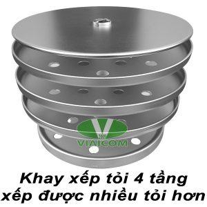 Khay xếp tỏi 4 tầng ko tỏi 300x300 - Khay xếp tỏi 4 tầng ko tỏi