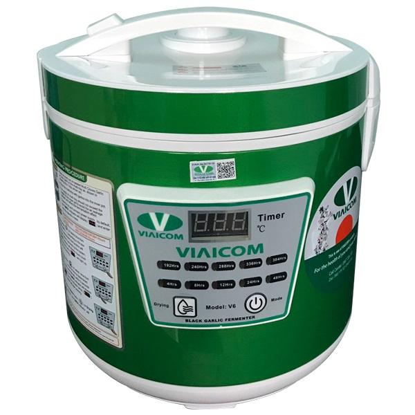 Máy làm tỏi đen VIAICOM V6 Ảnh 1 - Máy làm tỏi đen VIAICOM V6 - 6 lít - Công Nghệ Nhật Bản Mới Nhất