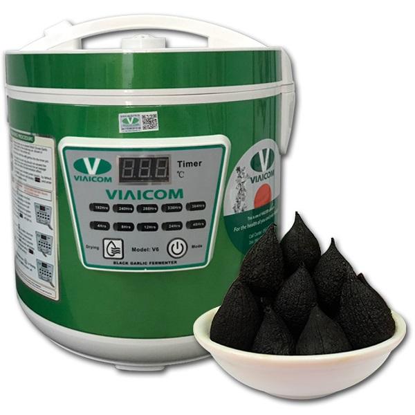 Máy làm tỏi đen VIAICOM V6 - Máy làm tỏi đen VIAICOM V6 - 6 lít - Công Nghệ Nhật Bản Mới Nhất