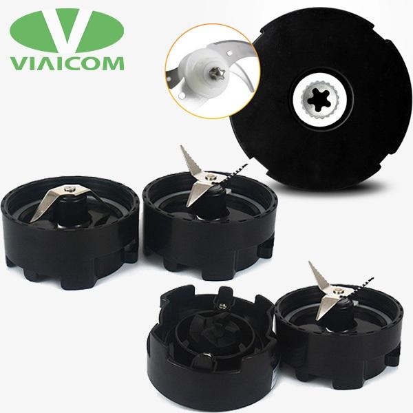 Máy xay đa năng VIAICOM V2A lưỡi dao inox sắc bén - Máy xay đa năng gia đình 4 trong 1 VIAICOM V2A – Cối inox