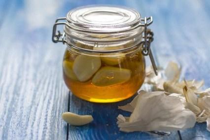 """Mat Ong Toi - Mật ong tỏi - """"thần dược"""" tự nhiên giúp tăng sức đề kháng, đẩy lùi virus"""