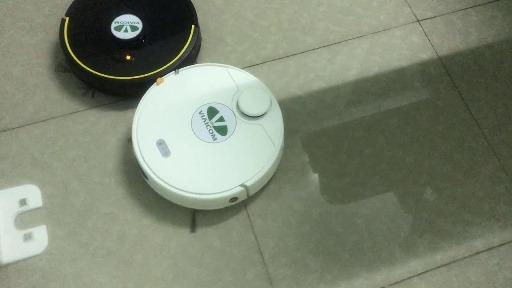 Nhà tôi đã không còn bụi mịn và luôn sạch sẽ nhờ con robot này - Nhà tôi đã không còn bụi mịn và luôn sạch sẽ nhờ con robot này