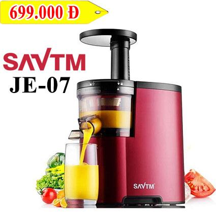 Savtm JE07 - Máy ép trái cây SAVTM JE-07 (ép chậm)