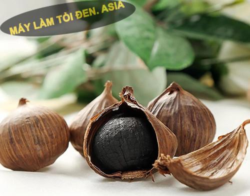 Toi den tot cho suc khoe voi nhieu cong dung than ki - Rượu tỏi có tác dụng gì ?