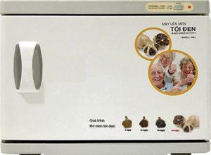 máy ủ tỏi đen việt nhât vn01 mới nhất hiện nay