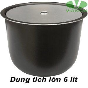 Xoong ủ dung tích lớn 6 lít 300x300 - Xoong ủ dung tích lớn 6 lít