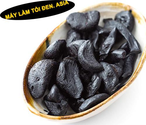 Ăn tỏi đen nhiều có tốt không