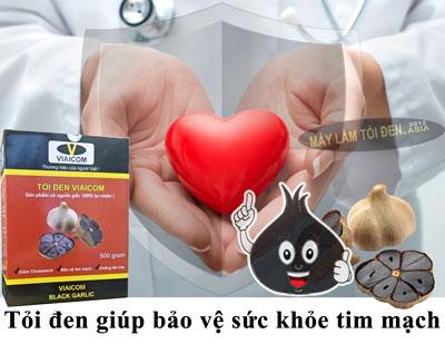 bảo vệ tim mạch asia 2 1 - Công dụng của tỏi đen là gì?