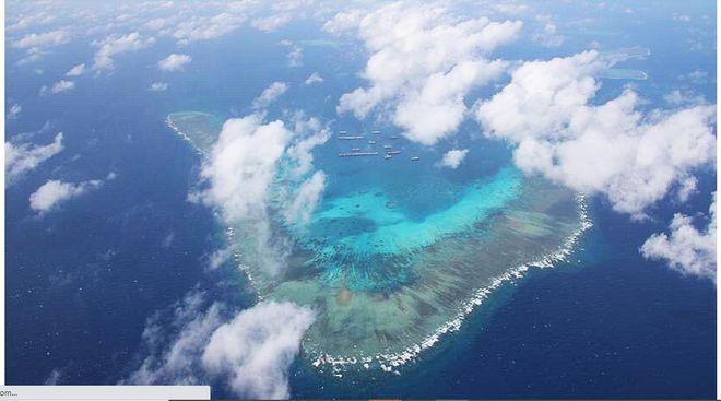 badauda made - Philippines cảnh báo ý đồ mở rộng chiếm đóng Biển Đông của Trung Quốc