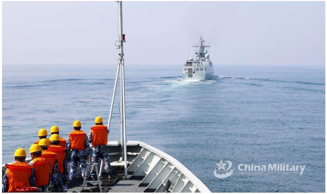 bdnb izgi - Nhật ra cảnh báo về Biển Đông ngay trong cuộc họp trực tuyến với Trung Quốc