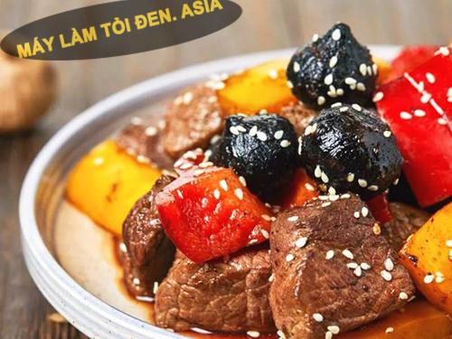 Tỏi đen – Món ngon đem lại hương vị tuyệt vời khi thưởng thức