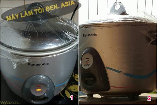 cach lam toi den bang noi com dien - Làm tỏi đen tại nhà