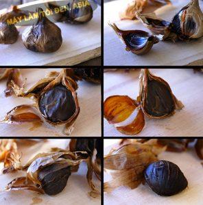 Cách làm tỏi đen tại nhà đơn giản