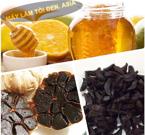 cach ngam toi den 04 - Cách ngâm tỏi đen mật ong có lợi nhất cho sức khỏe