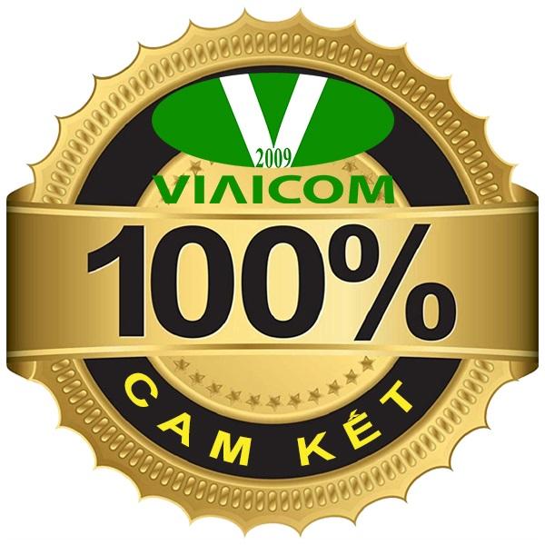 cam kết 1 600x600 - Máy làm tỏi đen VIAICOM V6 - 6 lít - Công Nghệ Nhật Bản Mới Nhất
