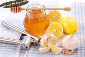 Công dụng của tỏi ngâm mật ong