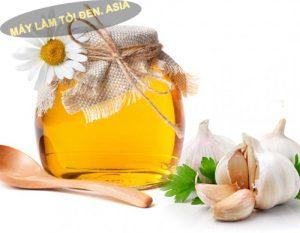 Công dụng tỏi ngâm mật ong