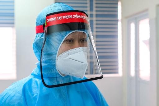 covid 8 2 hn - Sáng 8/2: Hà Nội thêm 2 trường hợp nhiễm SARS-CoV-2 tại Ba Đình và Nam Từ Liêm